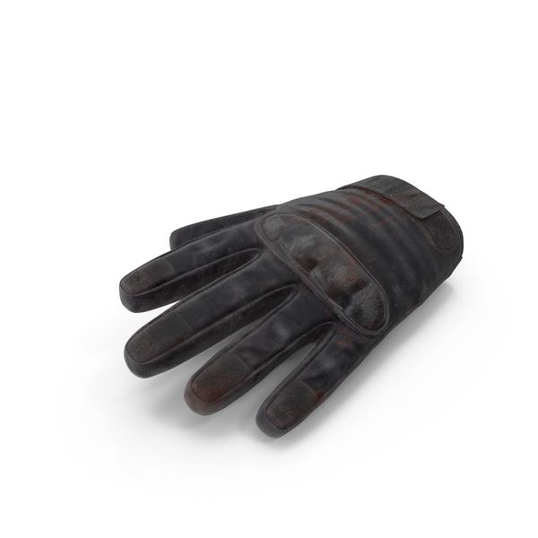 Bloody Riot Gear Glove Object