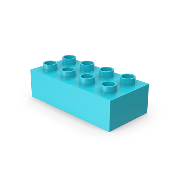 Blue 2x4 Lego PNG & PSD Images