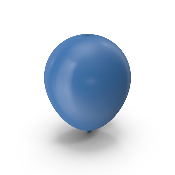 Balloons: Blue Balloon PNG & PSD Images