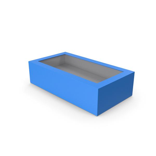 Blue Box PNG & PSD Images