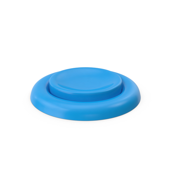 Blue Button Object