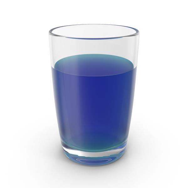 Blue Juice PNG & PSD Images
