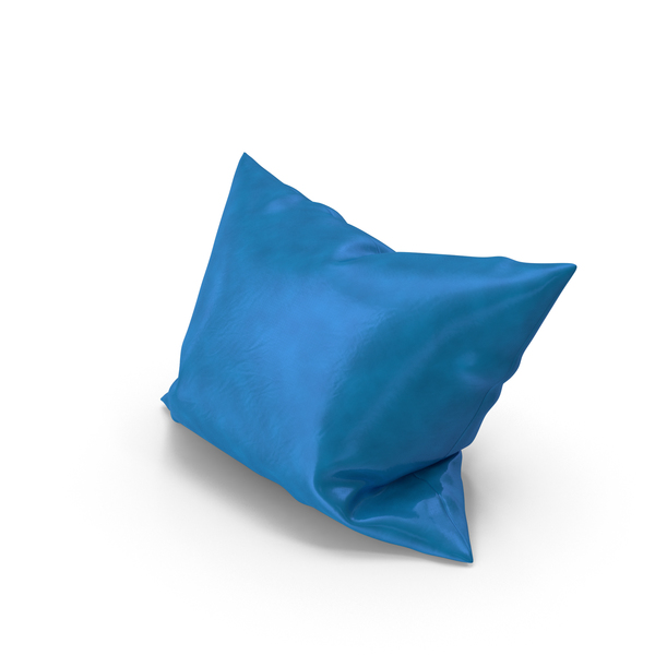 Blue Pillow PNG & PSD Images