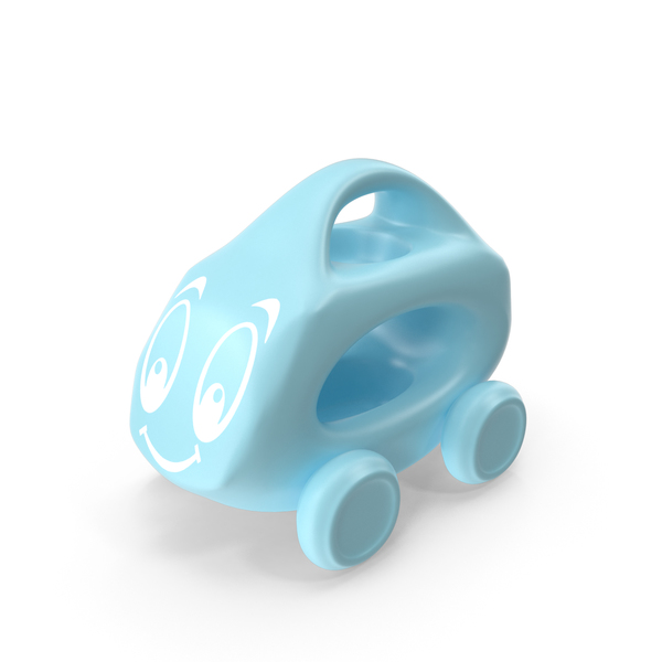 Blue Toy Car PNG & PSD Images