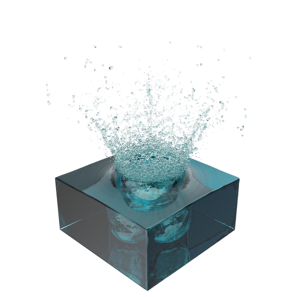 Blue Water Splash PNG & PSD Images