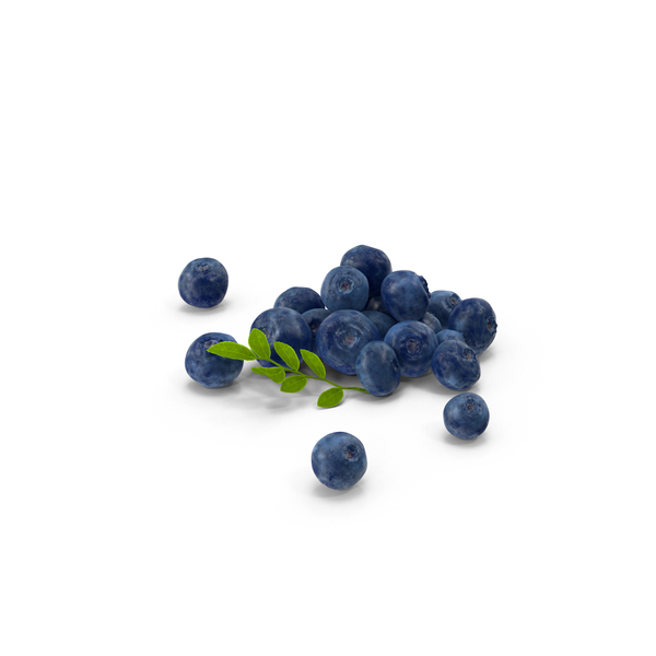 Blueberries PNG & PSD Images