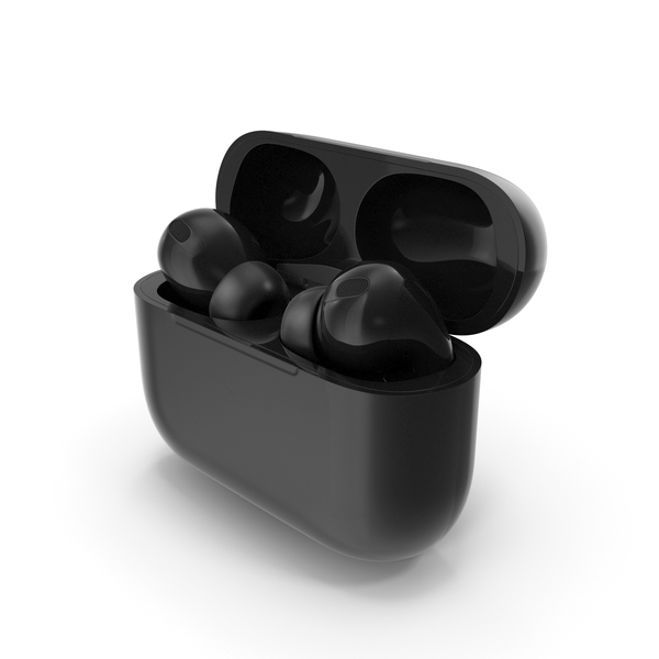 Bluetooth Wireless Headphones TWS with Case Generic PNG & PSD Images