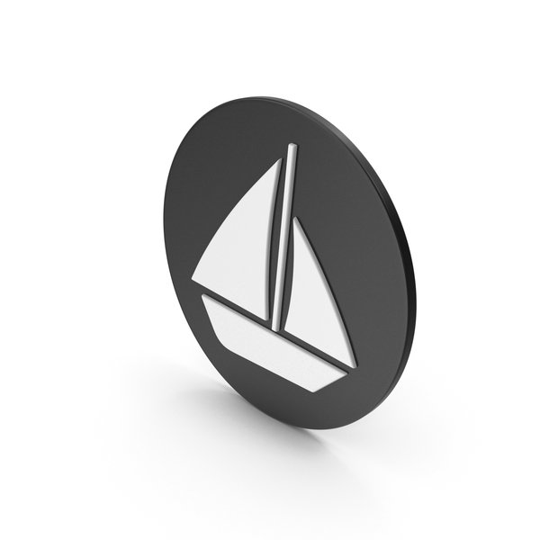 Symbols: Boat Icon PNG & PSD Images