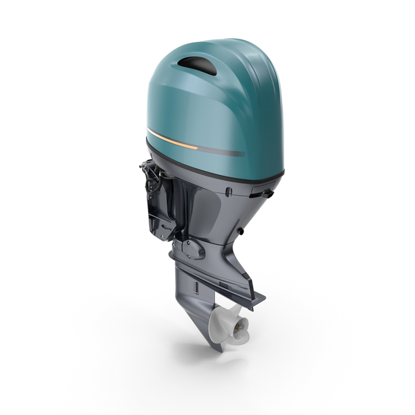Boat Motor Generic PNG & PSD Images