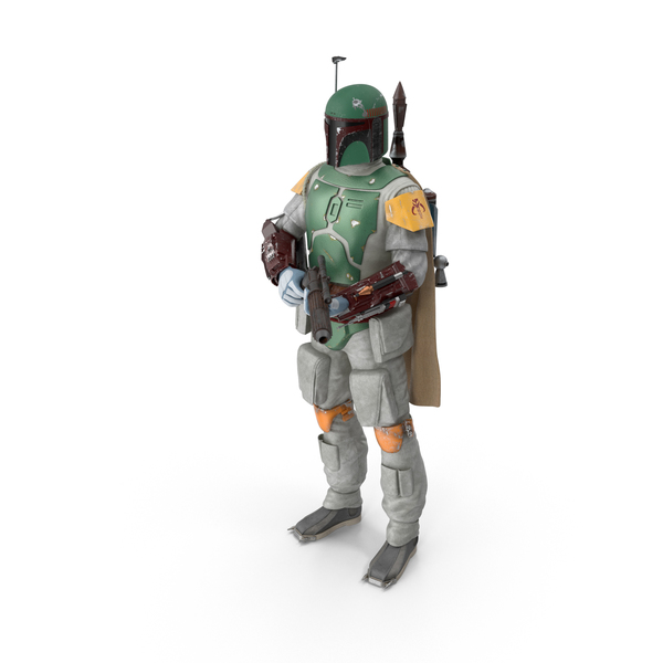 Soldier: Boba Fett PNG & PSD Images