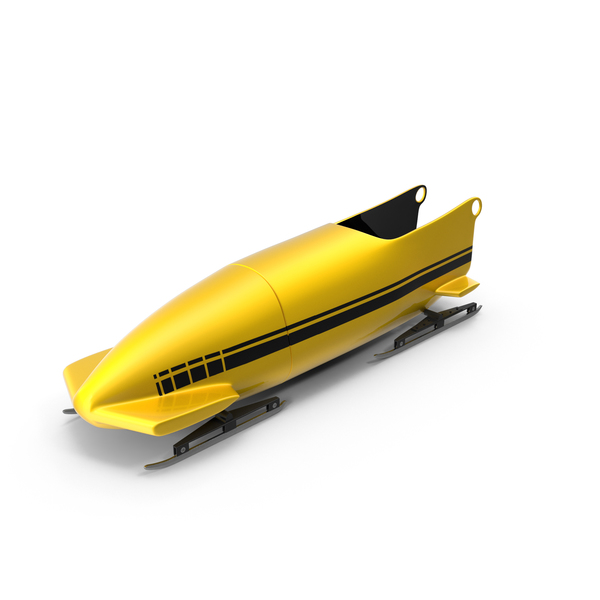 Bobsleigh: Bobsled Two Person Generic PNG & PSD Images