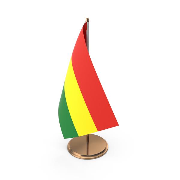 Bolivia Desk Flag PNG & PSD Images
