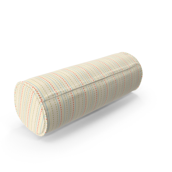 Bolster Cushion Object