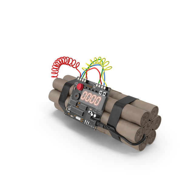 Bomb 0 Sec PNG & PSD Images