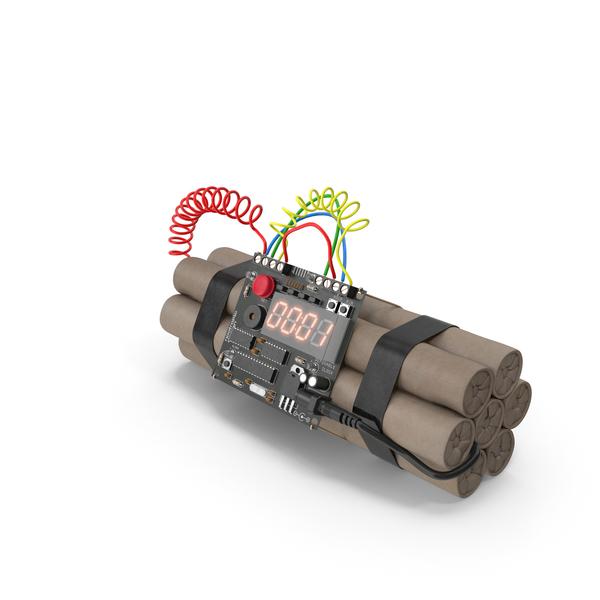 Bomb 1 Sec PNG & PSD Images
