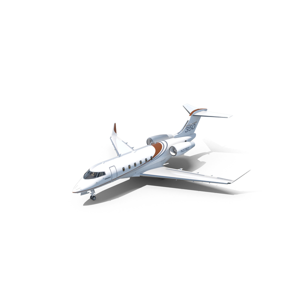 Bombardier Challenger 350 PNG & PSD Images