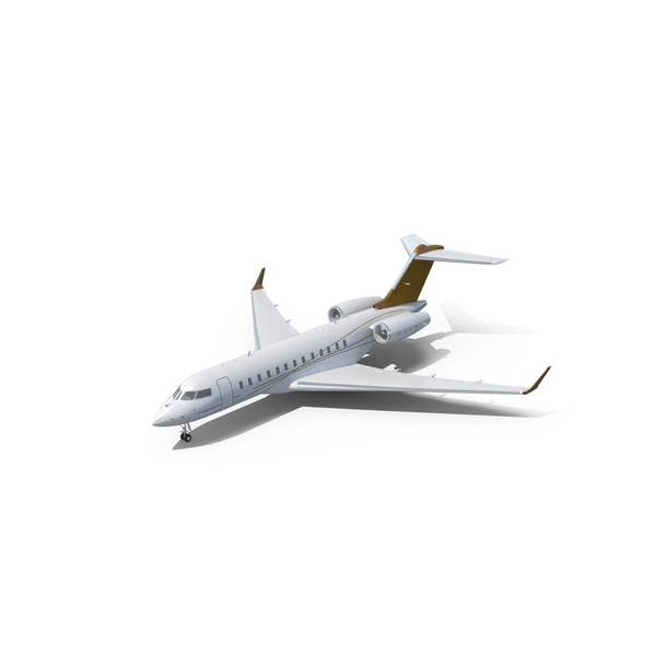 Bombardier Global 6000 PNG & PSD Images