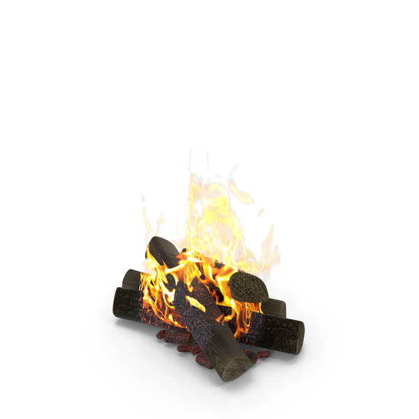 Bonfire Burning PNG & PSD Images