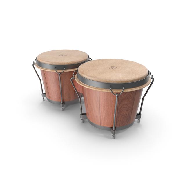Bongo Drums PNG & PSD Images