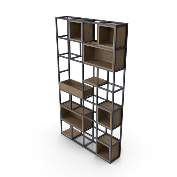 Shelving: Book Case PNG & PSD Images