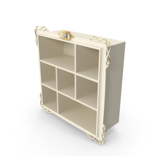 Bookcase PNG & PSD Images