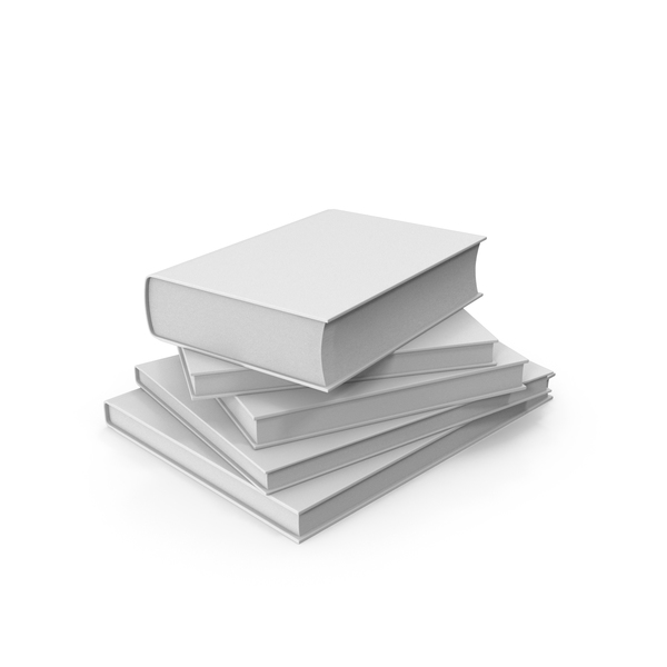 Books Monochrome PNG & PSD Images