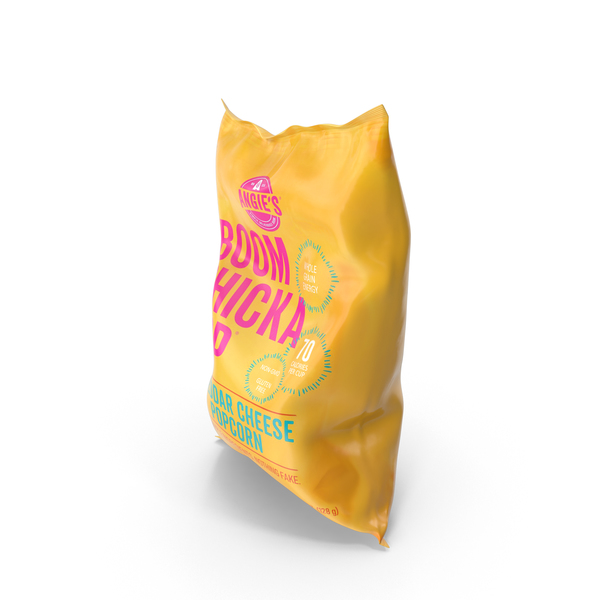 Boom Chicka Pop Popcorn PNG & PSD Images