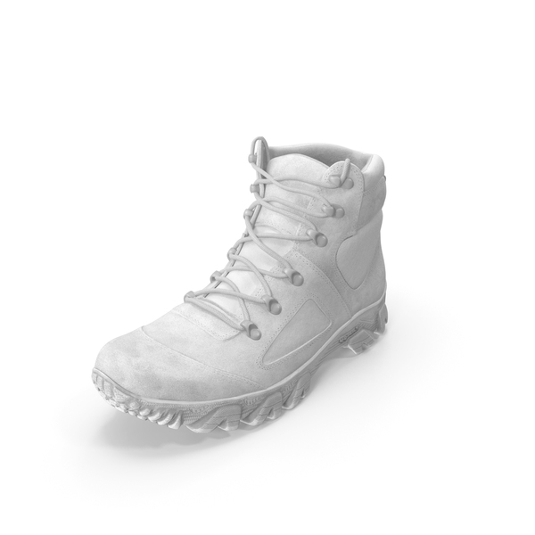 Hiking Boots: Boot White PNG & PSD Images