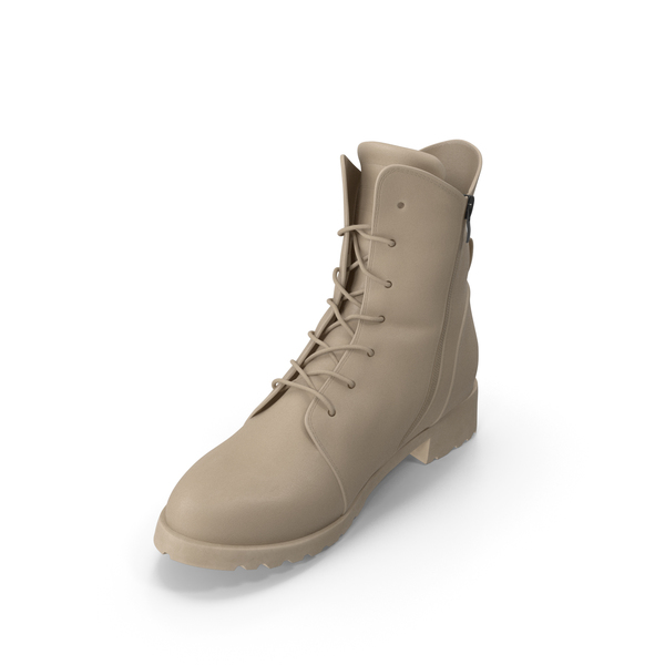 Boots Beige PNG & PSD Images