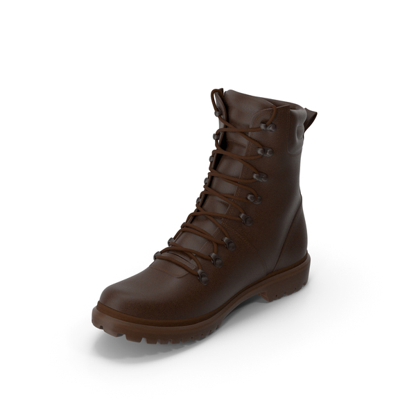 Boots SWAT Brown PNG & PSD Images