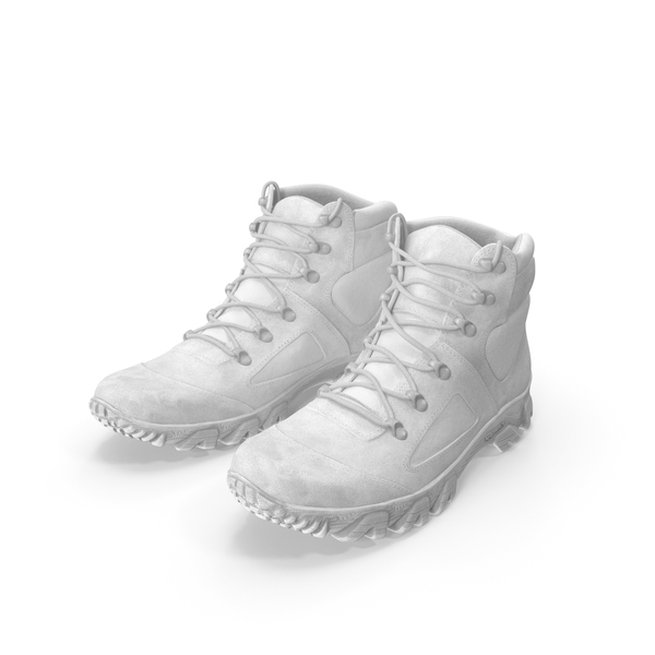 Boots White PNG & PSD Images