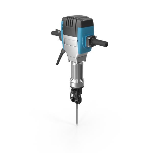 Bosch Pneumatic Hammer PNG & PSD Images