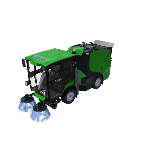 Boschung Urban Sweeper S2.0 PNG & PSD Images