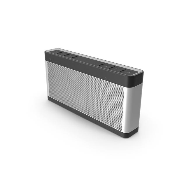 Bose SoundLink Bluetooth Speaker PNG & PSD Images