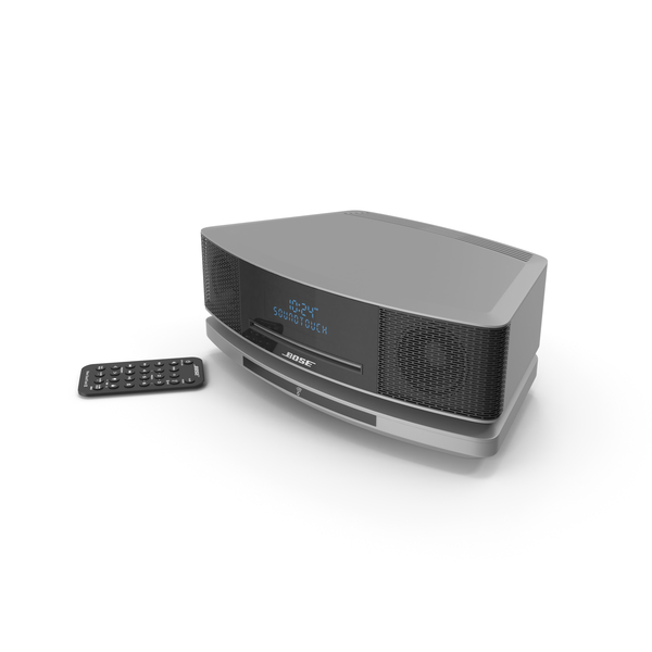 Radio: Bose Wave SoundTouch Music System IV PNG & PSD Images