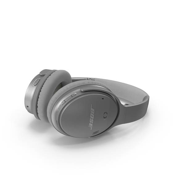 Bose Wireless Headphones Lying On PNG & PSD Images