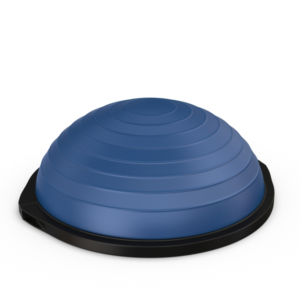 Bosu Balance Trainer Ball PNG & PSD Images