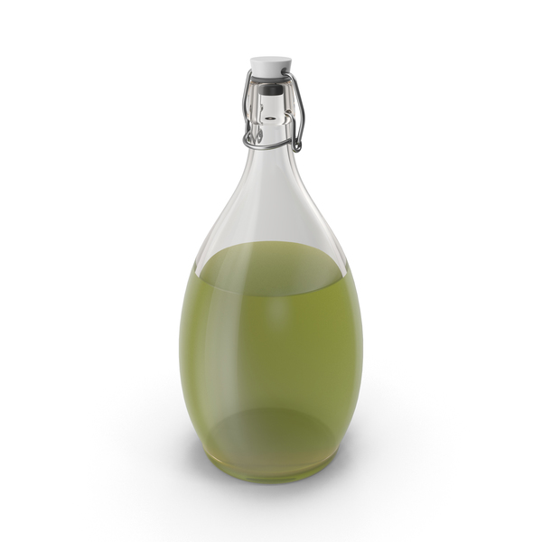 Bottle of Olive Oil PNG & PSD Images