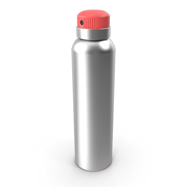 Bottle Spray Red PNG & PSD Images