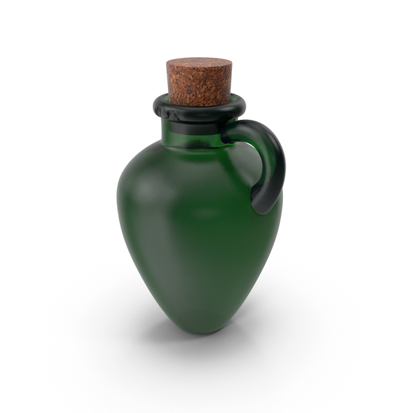 Apothecary: Bottle Without Ropes PNG & PSD Images