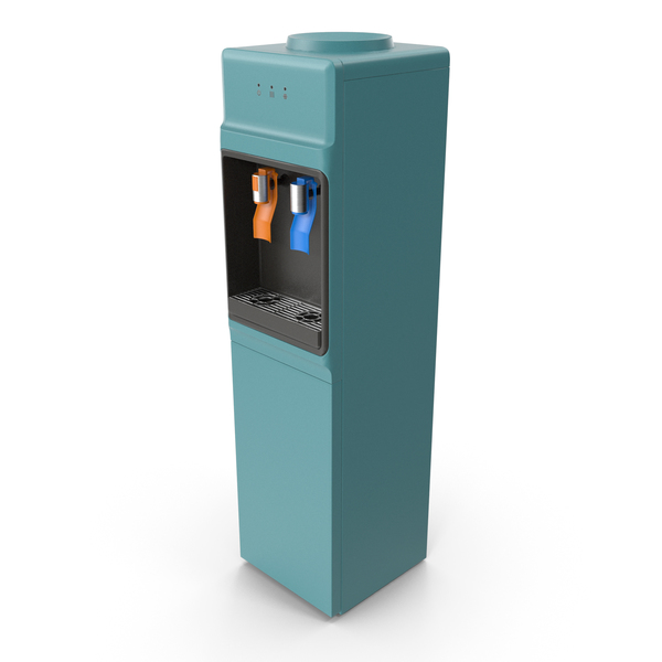 Bottleless Water Cooler Dispenser PNG & PSD Images