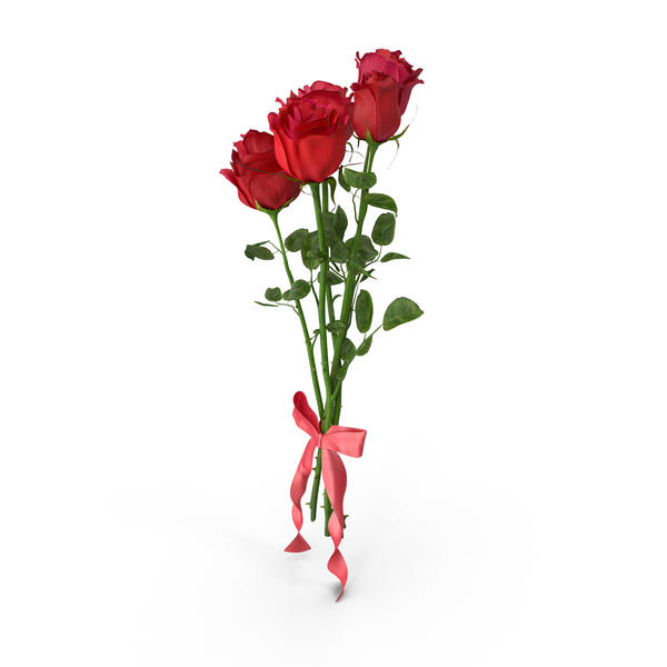Bouquet of Roses PNG & PSD Images