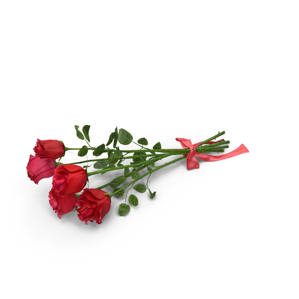 Rose: Bouquet of Roses PNG & PSD Images
