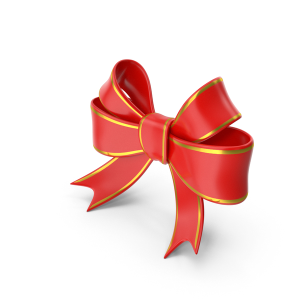 Gift: Bow PNG & PSD Images