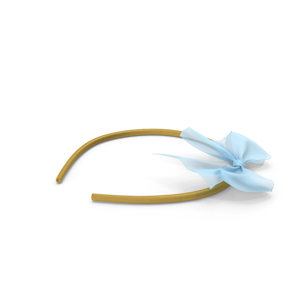 Bow Headband Object