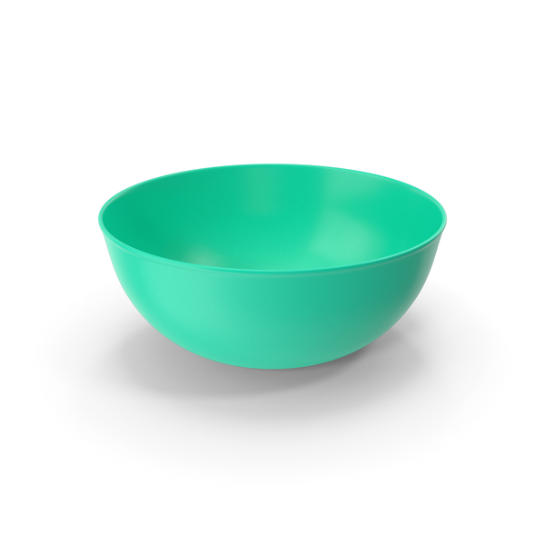 Bowl Green Blue PNG & PSD Images