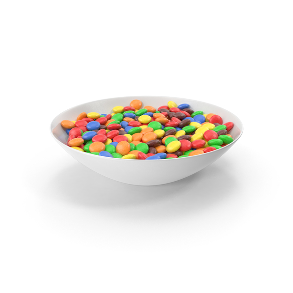 Bowl of Candy PNG & PSD Images