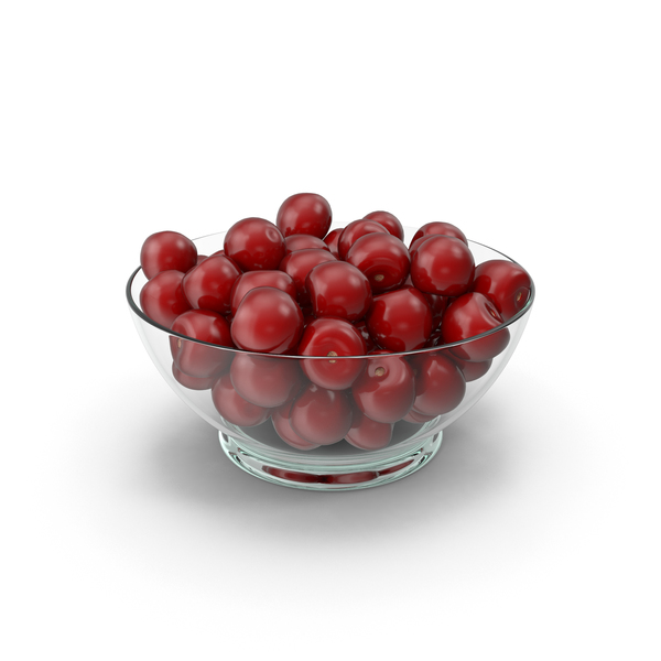 Bowl of Cherries PNG & PSD Images