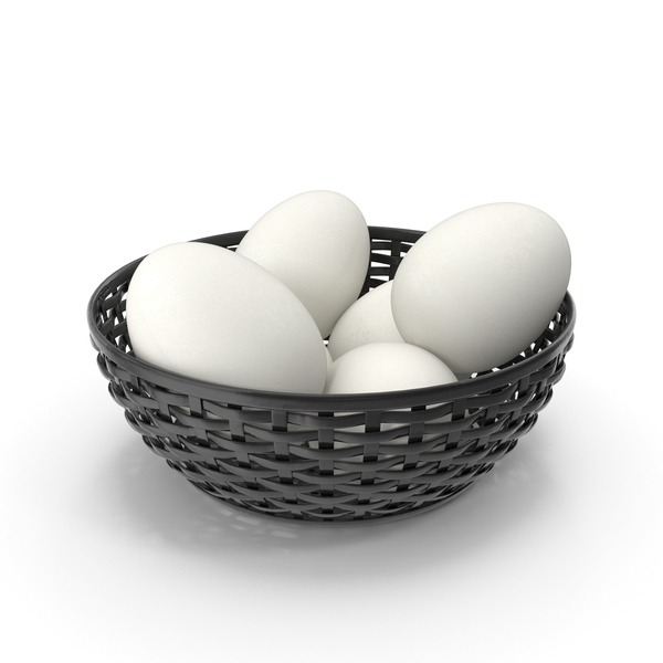 Bowl Of White Eggs PNG & PSD Images
