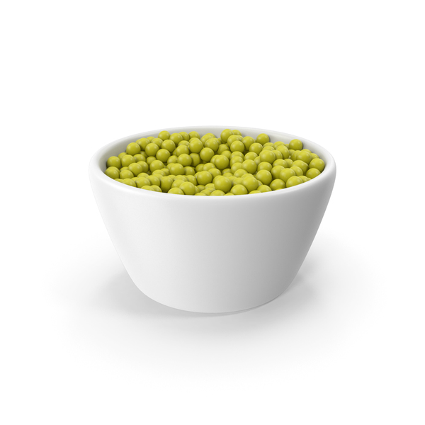 Bowl With Peas PNG & PSD Images